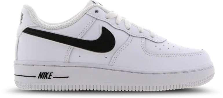 Nike Air Force 1 Vorschule Kinder Sneaker für 29,99€ inkl. Versand (statt 55€) - Größe 28 bis 32!