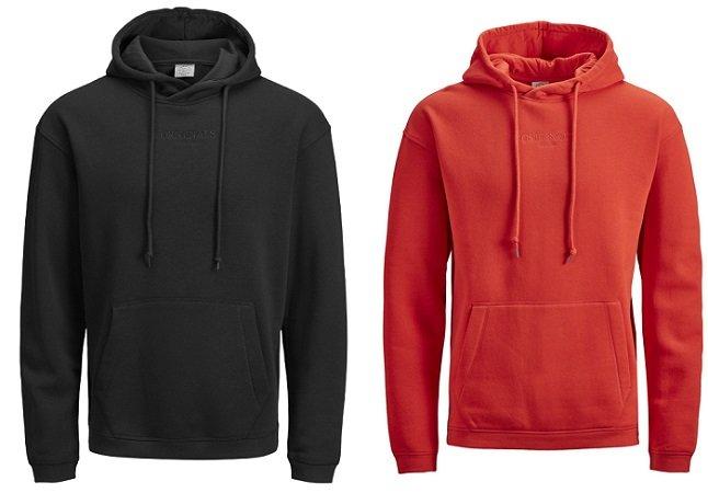 Jack & Jones Jortopipop sweat Kapuzensweater für 17,70€ inkl. VSK (statt 32€)