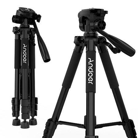 Andoer TTT-663N DSLR Kamera-Stativ für 18,99€ inkl. Versand (statt 38€)