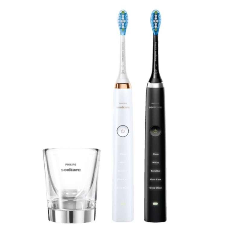 Philips HX9392/40 Diamond Clean - Elektrische Zahnbürste für 178,99€ (statt 235€)