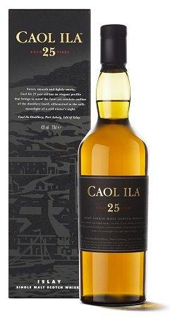 25 Jähriger Caol Ila Single Malt Whisky mit 0,7 Liter für 100,01€ inkl. VSK