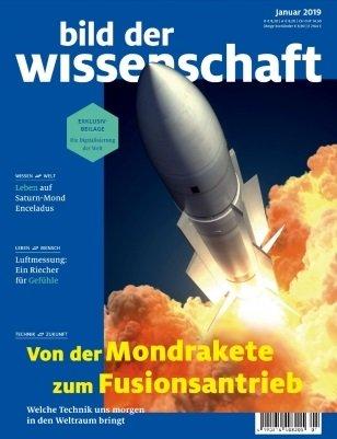 Bild der Wissenschaft Jahresabo für 121,52€ + 110€ Bestchoice-Gutschein