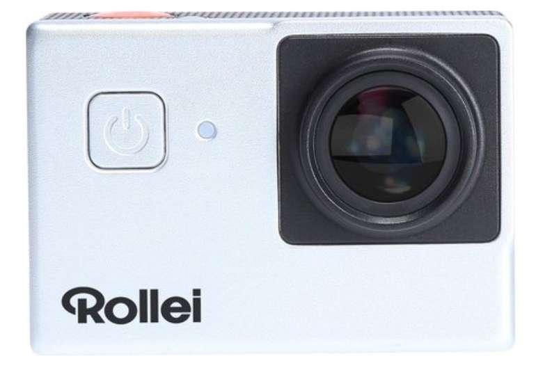 Rollei 525 Action-Cam (WiFi, 4k-Video Auflösung, 900mAh Akku) für 50,99€ inkl. Versand (statt 65€)