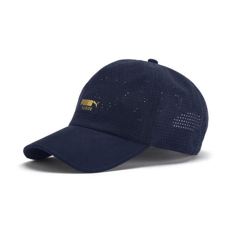 Puma Suede Unisex Baseball Cap in zwei Farben für je 11,50€ inkl. Versand (statt 20€)