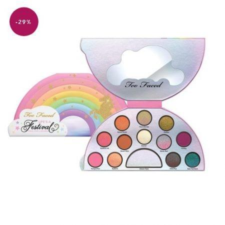 Douglas: 10% Extra-Rabatt im Beauty-Outlet, z.B. Too Faced Palette 26,09€