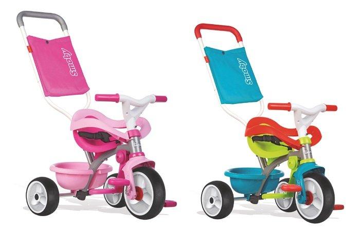 Smoby Be Move Komfort Dreirad für je 40€ inkl. VSK (statt 52,94€)