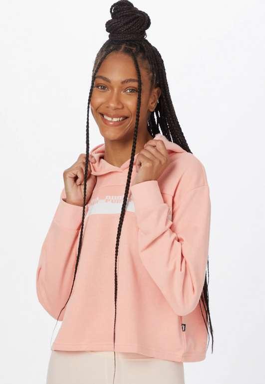 "Puma Sweatshirt Amplified Cropped in ""Apricot"" für 21,90€ inkl. Versand (statt 31€)"