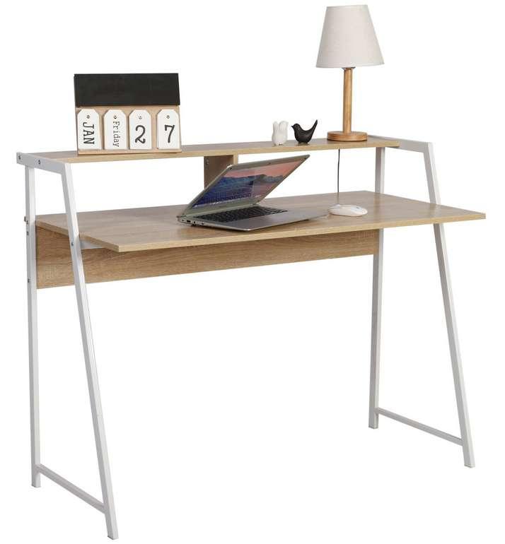 eBay: -15% Rabatt auf Produkte für Schule, Uni & Home Office - z.B Schreibtisch TSG20hei aus Holz für 45,04€