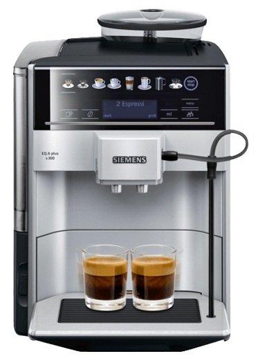 Siemens EQ.6 plus s300 Kaffeevollautomat 540,89€ inkl. VSK (statt 665€)