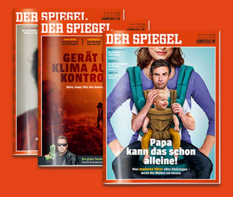 Der Spiegel: 6 Ausgaben für effektiv 8,90€ durch Zugabe eines 15€ Amazon Gutscheins! - 4 Ausgaben für 10€
