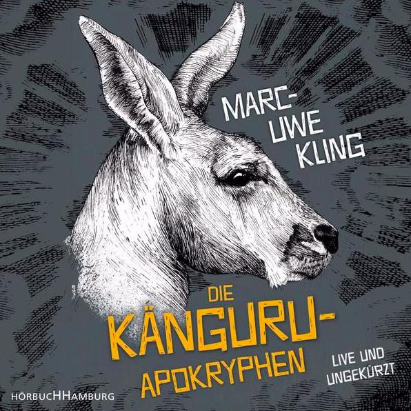 Die Känguru-Apokryphen (Hörbuch - CD) für 6,79€ inkl. Versand