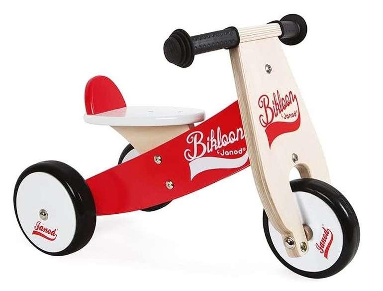 Janod Bikloon Holz-Laufrad Klein für 41,05€ inkl. Versand (statt 47€)
