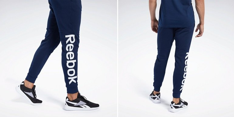 Reebok Jogginghose Essentials Linear Logo