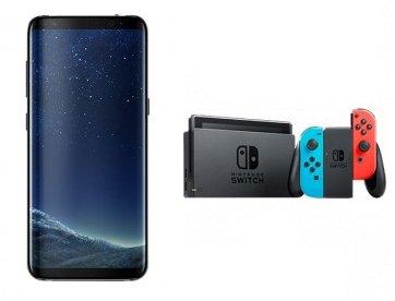 Vodafone Smart XL mit 8GB LTE + Galaxy S8 & Nintendo Switch (49€) für 51,99€ mtl
