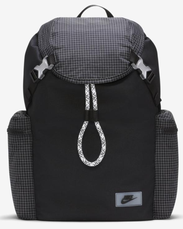 Nike Sportswear Heritage Rucksack in schwarz für 26,97€inkl. Versand (statt 32€) - Nike Membership!