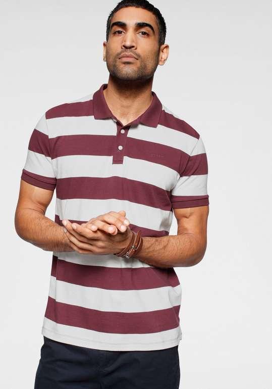 Esprit Poloshirt mit Blockstreifen in 3 Farben für 12,54€ inkl. Versand (statt 23€)