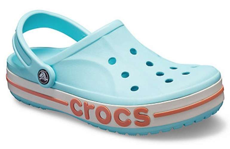 Crocs mit 30% Rabatt auf fast alles + VSKfrei - z.B. Bayaband Clog für 24,99€ (statt 50€)