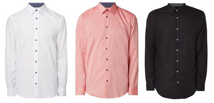Montego Business Hemden in Modern Fit für nur 15,99€ inkl. VSK