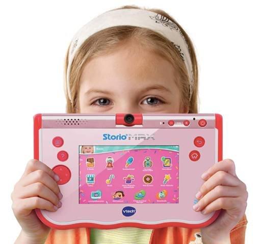 """VTech Storio Max 5"""" Lerntablet in pink für 39,99€ inkl. Versand (statt 70€)"""