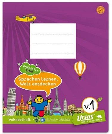 Vorbei! Ursus Formati V.1 Vokabelheft kostenlos anfordern (statt 2,49€)