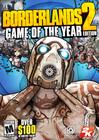 Borderlands 2 Game of the Year Edition PC (Steam Key) für 4,39€