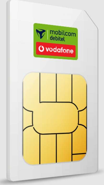 MD Vodafone green LTE 20GB mit Allnet Flat für 36,99€ mtl. + 600€ MediaMarkt Geschenk-Coupon