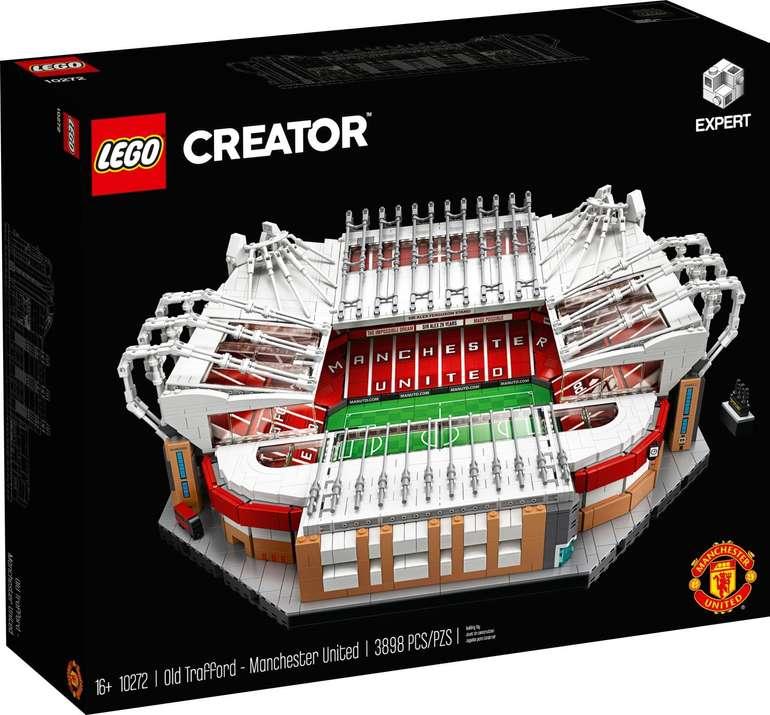 LEGO Creator Expert 10272 - Old Trafford - Manchester United für 199,99€ inkl. Versand (statt 239€) - Kundenkarte!