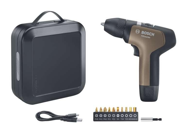 Bosch Akkuschrauber Set YOUseries Drill für 49€ inkl. Versand (statt 60€)