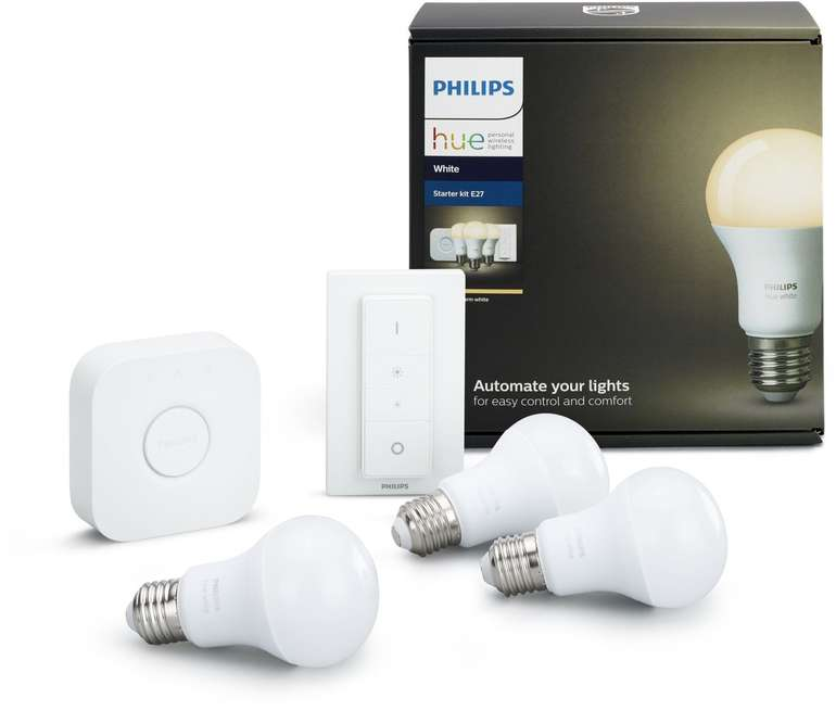 Philips Hue White E27 Bluetooth ab 15,59 € | Preisvergleich