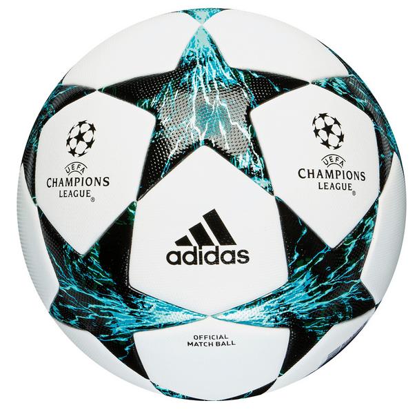 Adidas Official Match Ball Finale 2017 Champions League für 54,44€ (statt 100€)