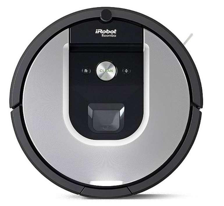 iRobot Roomba 965 Staubsaugroboter mit App-Steuerung für 206,10€ (statt 369€) - B-Ware