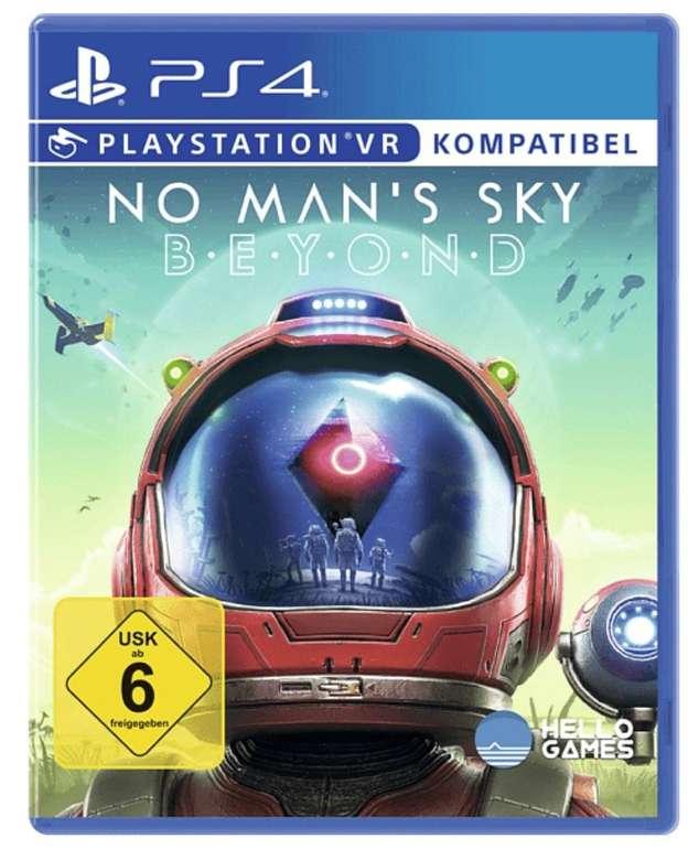 No Man's Sky Beyond [PlayStation 4] für 16,99€ inkl. Versand (statt 24€)