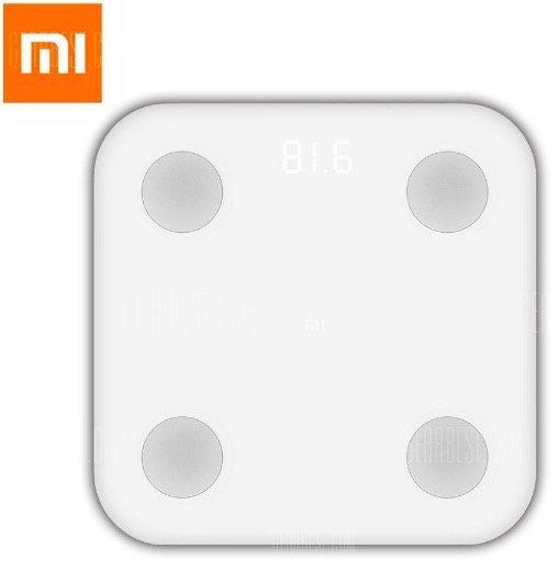 Xiaomi Body Smart Scale 2 Smarte Körperanalyse Waage für 18,99€ inkl. Versand (statt 30€)