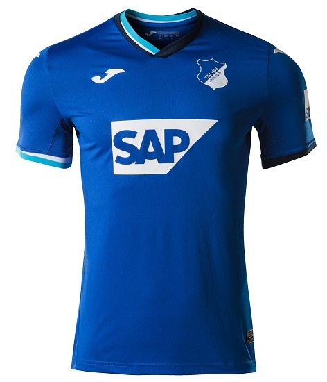 Ebay: 15% Rabatt auf viele Bundesliga-Trikots, z.B. Joma TSG 1899 Hoffenheim 2020/2021 für 47,57€