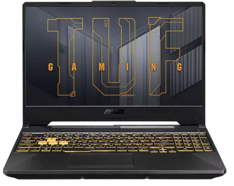 Asus TUF A15 FA506QR-HN006T Gaming Notebook mit 15,6 Zoll Display (16 GB, 512 GB) für 1.349€ inkl. Versand