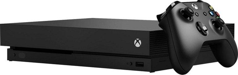 Konsolenschnäppchen: Xbox One X Konsole (1TB) für 349,13€ inkl. Versand