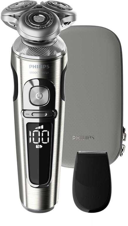 Philips SP9820/18 Rasierer S9000 Prestige mit NanoTech-Präzisionsklingen für 223,52€ (statt 266€)