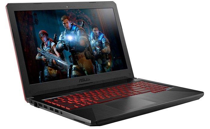 """ASUS FX504GM - 15,6"""" FHD Notebook mit i5, 8GB RAM & bel. Tastatur für 629,90€"""