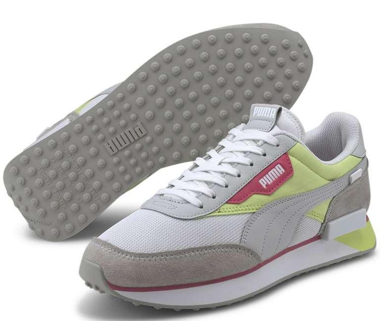 Puma Future Rider Neon Play Unisex Sneaker für 35,95€ inkl. Versand (statt 62€)