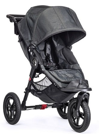 Baby Jogger - Buggy (City Elite / black denim) für 386,74€ inkl. VSK (statt 470€