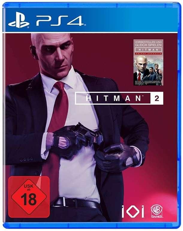 Hitman 2  (PS4) für 17,40€ inkl. Versand (statt 24€)