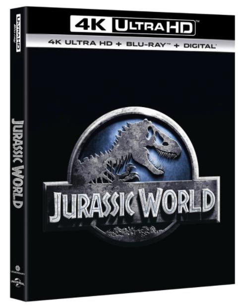 Zavvi: 4K Blu-rays für je 10,99€ inkl. Versand - z.B Jurassic World für 10,99€ inkl. Versand (statt 26€)