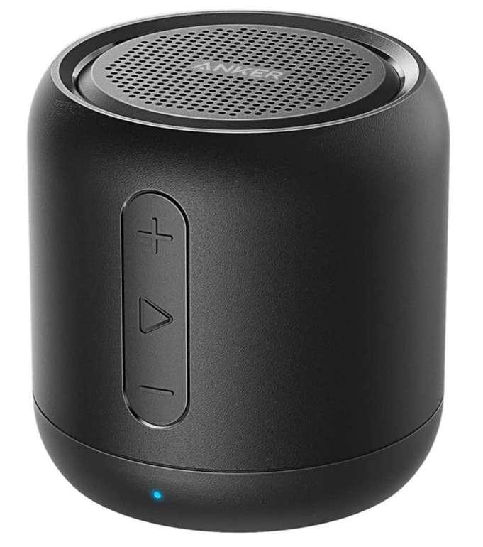 Anker SoundCore Mini Bluetooth Lautsprecher für 16,84€ (statt 28€)