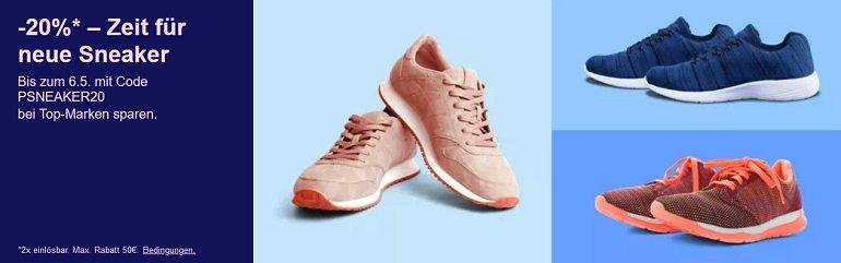 Ebay Rabatt Sneaker