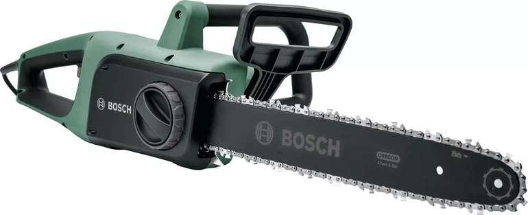 Bosch UniversalChain 35 Elektro-Kettensäge (1.800 W, inkl. 2. Kette) für 69€ inkl. Versand (statt 77€)