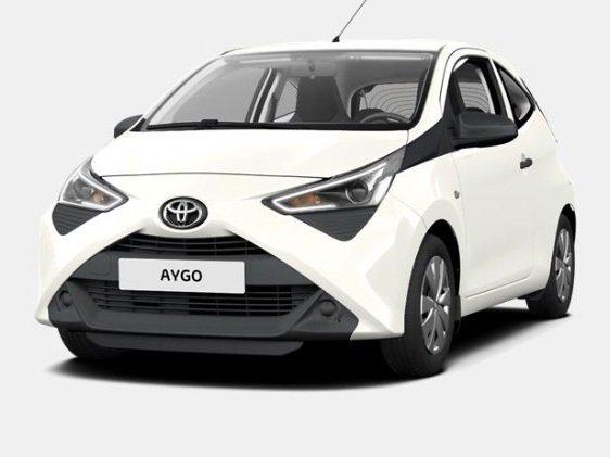 Toyota Aygo X für 36 Monate mit je 10.000km / Jahr für nur 75€ Brutto mtl. im Privatleasing