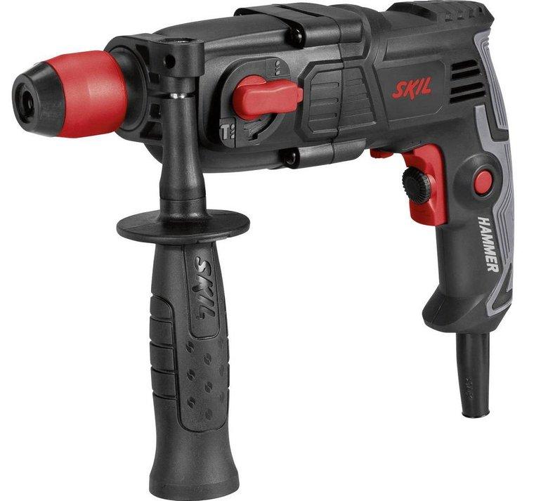 SKIL 1736 AA SDS-Plus-Bohrhammer je 44€ inkl. Versand (statt 69€)