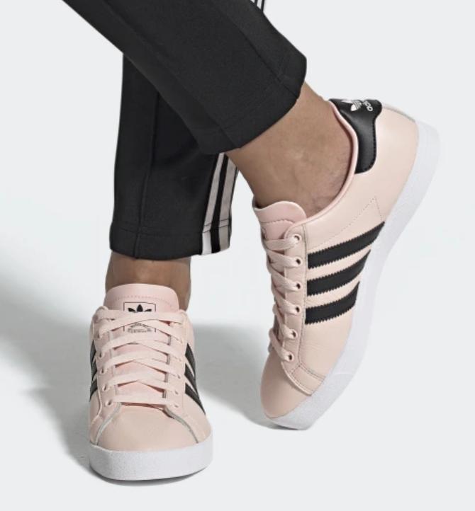 """Adidas Coast Star Damenschuh in """"icey-pink"""" für 44,77€inkl. Versand (statt 77€)"""