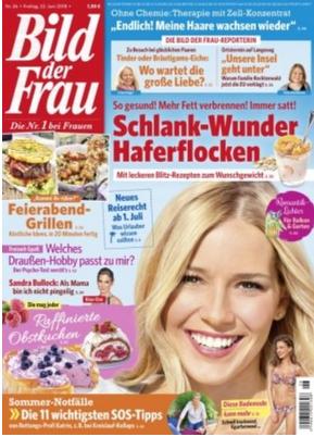 Jahresabo Bild der Frau für 83,20€ + 75€ Bestchoice Gutschein