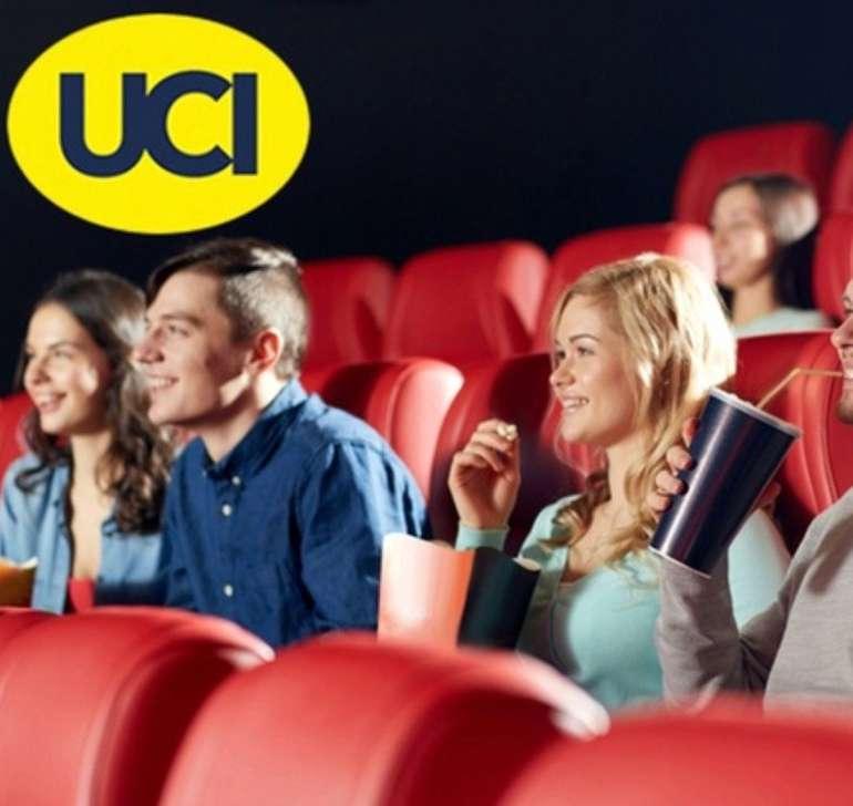 5 Gutscheine für UCI Kinos für 34,50€ (2D-Filme inkl. Überlänge & Loge) - Gültig bis 13.12.2021!
